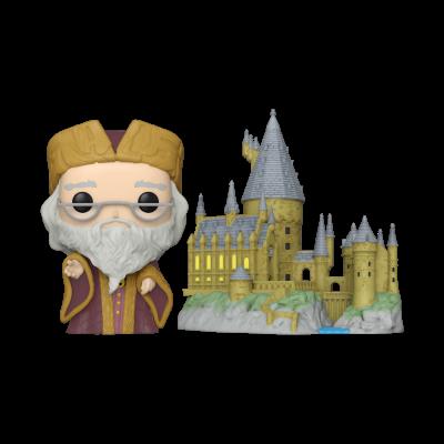 Harry potter anniversary pop town n xxx dumbledore w hogwarts
