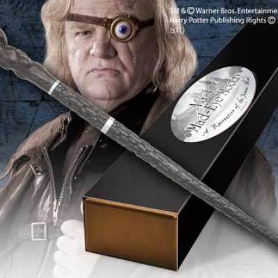 Harry potter baguette du professeur alastor maugrey fol oeil