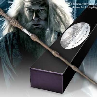 Harry potter baguette du professeur albus dumbledore