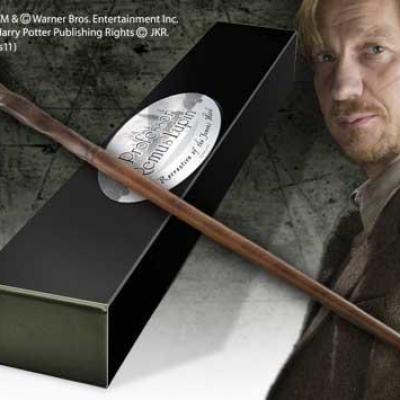 Harry potter baguette du professeur remus lupin