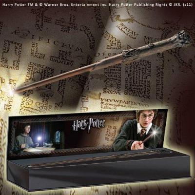 Harry potter baguette lumineuse harry potter