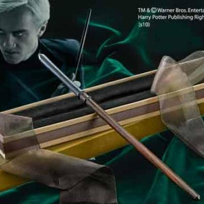 Harry potter baguette ollivander drago malefoy