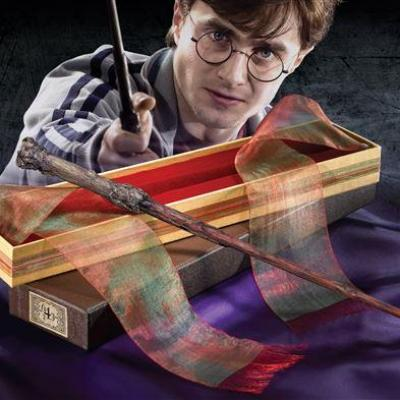 Harry potter baguette ollivander harry potter