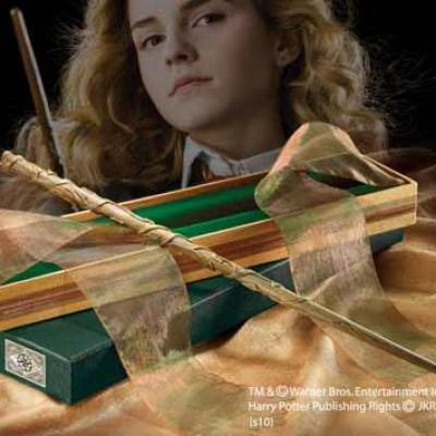 Harry potter baguette ollivander hermione granger