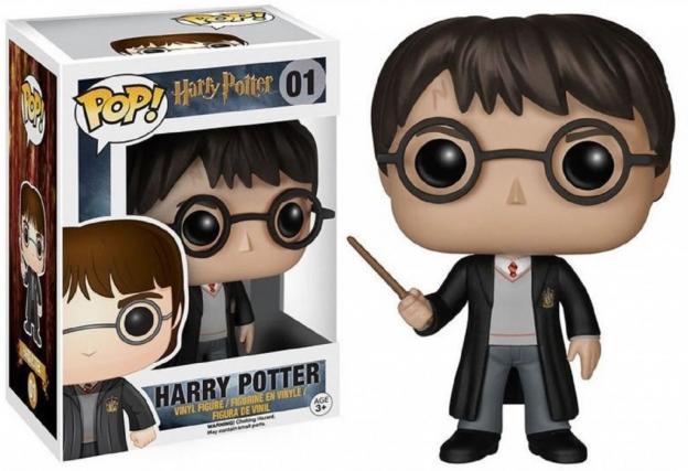 Harry potter bobble head pop n 01 harry potter