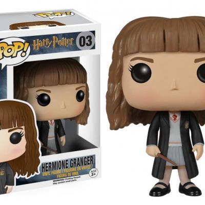 Harry potter bobble head pop n 03 hermione granger