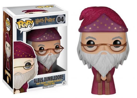 Harry potter bobble head pop n 04 albus dumbledore