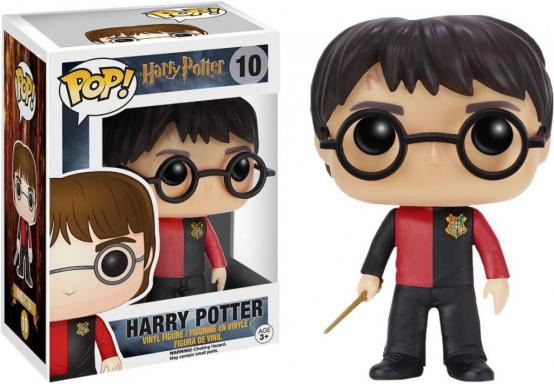 Harry potter bobble head pop n 10 triwizard harry potter