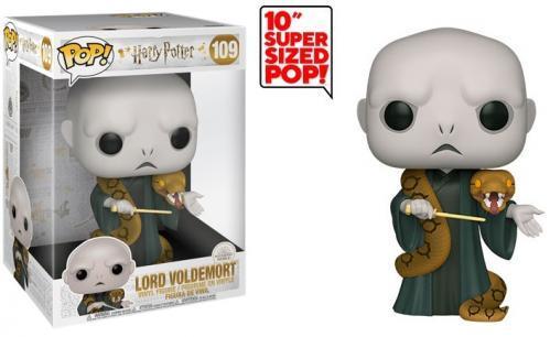 Harry potter bobble head pop n 109 voldemort w nagini 10