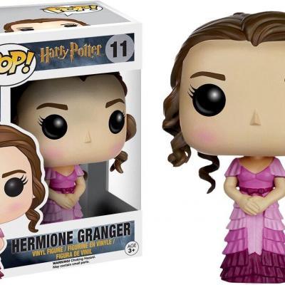 Harry potter bobble head pop n 11 yule ball hermione