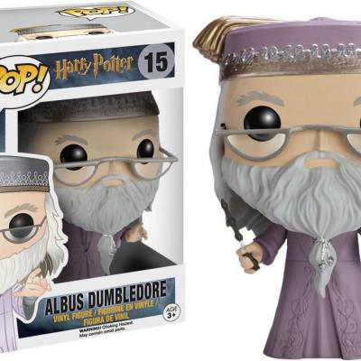 Harry potter bobble head pop n 15 albus dumbledore