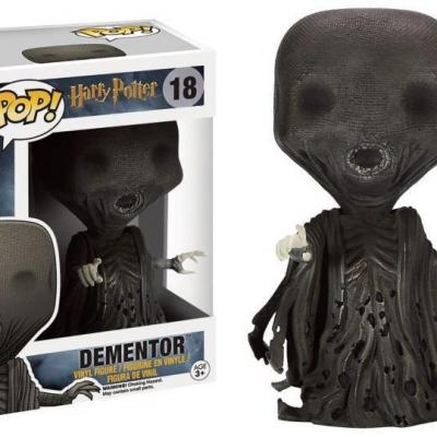 Harry potter bobble head pop n 18 dementor