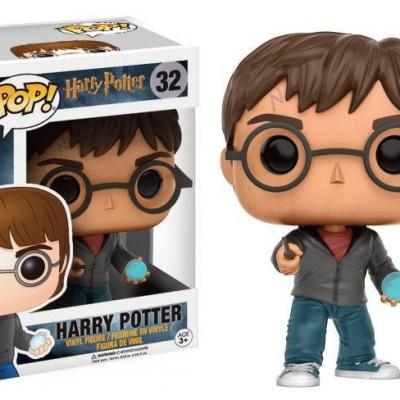 Harry potter bobble head pop n 32 harry potter with prophecy