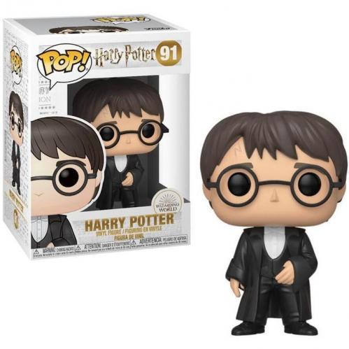 Harry potter bobble head pop n 91 s7 harry potter yule