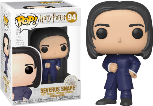 Harry potter bobble head pop n 94 yule ball severus snape