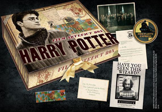 Harry potter boite d artefacts harry potter uk 1