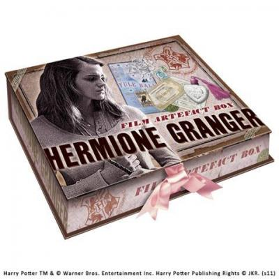 Harry potter boite d artefacts hermione granger uk