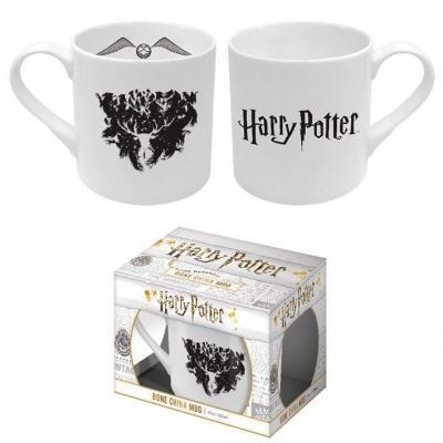Harry potter bone china mug 426 ml expecto patronum