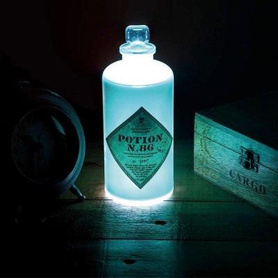 Harry potter bouteille de potion lampe 20cm
