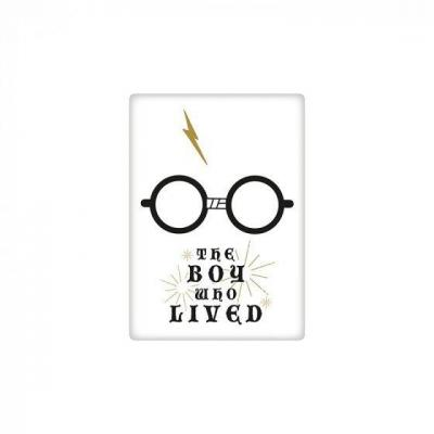 Harry potter boy who lived aimant