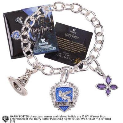 Harry potter bracelet charms lumos serdaigle