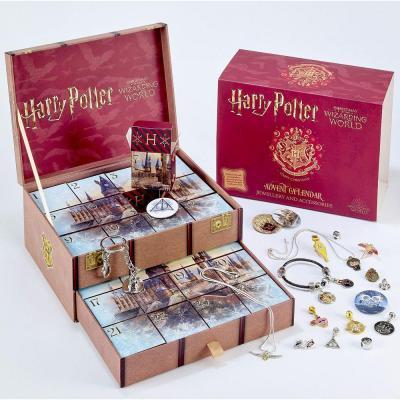 Harry potter calendrier de l avent bijoux 2021