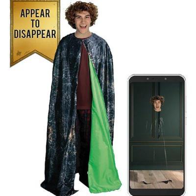 Harry potter cape d invisibilite