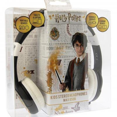 Harry potter casque audio otl 3 7 junior 85db hogwarts