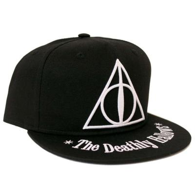 Harry potter casquette the deathly hallows