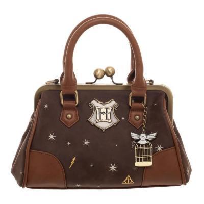 Harry potter celestial kiss lock handbag with charms 1