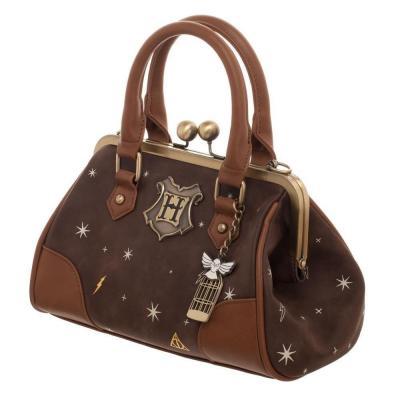 Harry potter celestial kiss lock handbag with charms