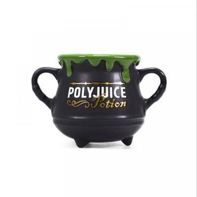Harry potter chaudron de polynectar mug