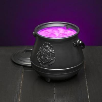 Harry potter chaudron lampe portable