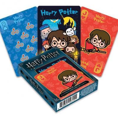Harry potter chibi jeu de cartes