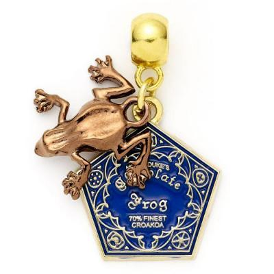 Harry potter chocolate frog charme pour collier