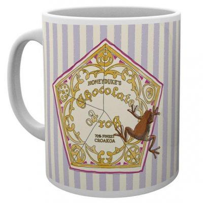 Harry potter chocolate frog mug 300ml