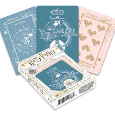 Harry potter christmas jeu de cartes