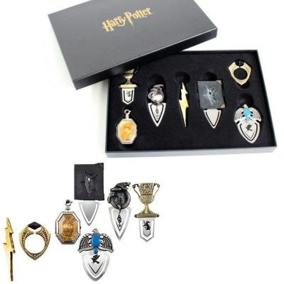 Harry potter collection de marque pages horcruxes