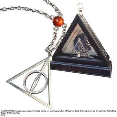 Harry potter collier de xenophilius lovegood
