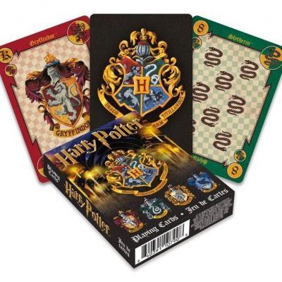 Harry potter crests jeu de cartes