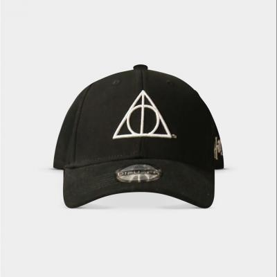 Harry potter deathly hallows casquette
