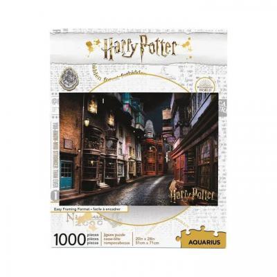 Harry potter diagon alley puzzle 1000p