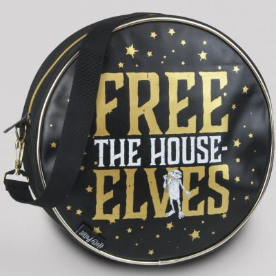 Harry potter dobby free the house elves satchel bag