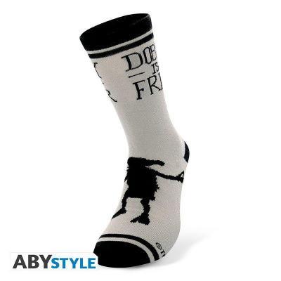 Harry potter dobby paire de chaussettes taille unique