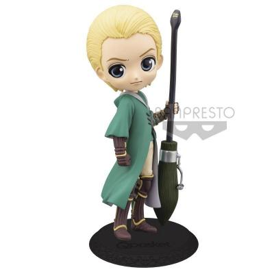 Harry potter draco malfoy quidditch q posket vers b 14cm