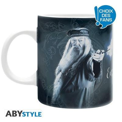 Harry potter dumbledore patronum mug 320ml