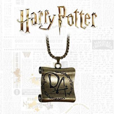 Harry potter dumdledore s army collier unisex en edition limitee