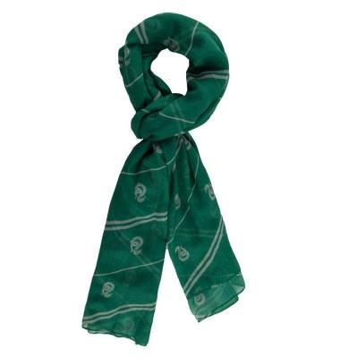 Harry potter echarpe legere foulard serpentard