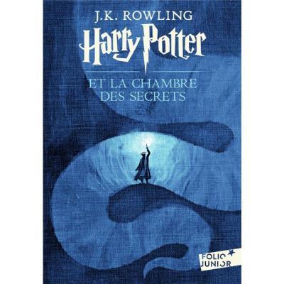 Harry potter et la chambre des secrets folio junior tome 2