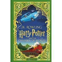 Harry potter et la chambre des secrets illustration par minalima